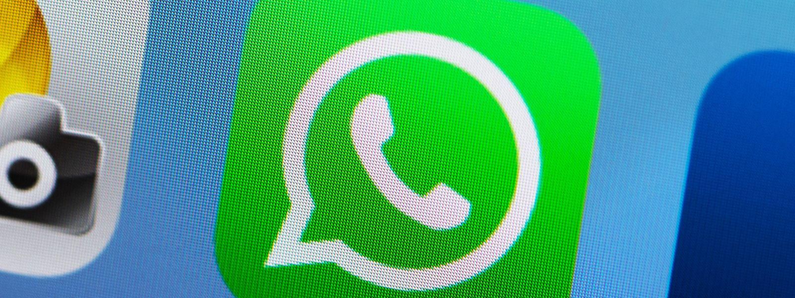 Abrakadabra - und sie war nicht mehr da: Bei Whatsapp kann man nun Nachrichten verschwinden lassen.