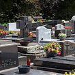 Ein Unfall mit tödlichem Ausgang auf dem Friedhof.
