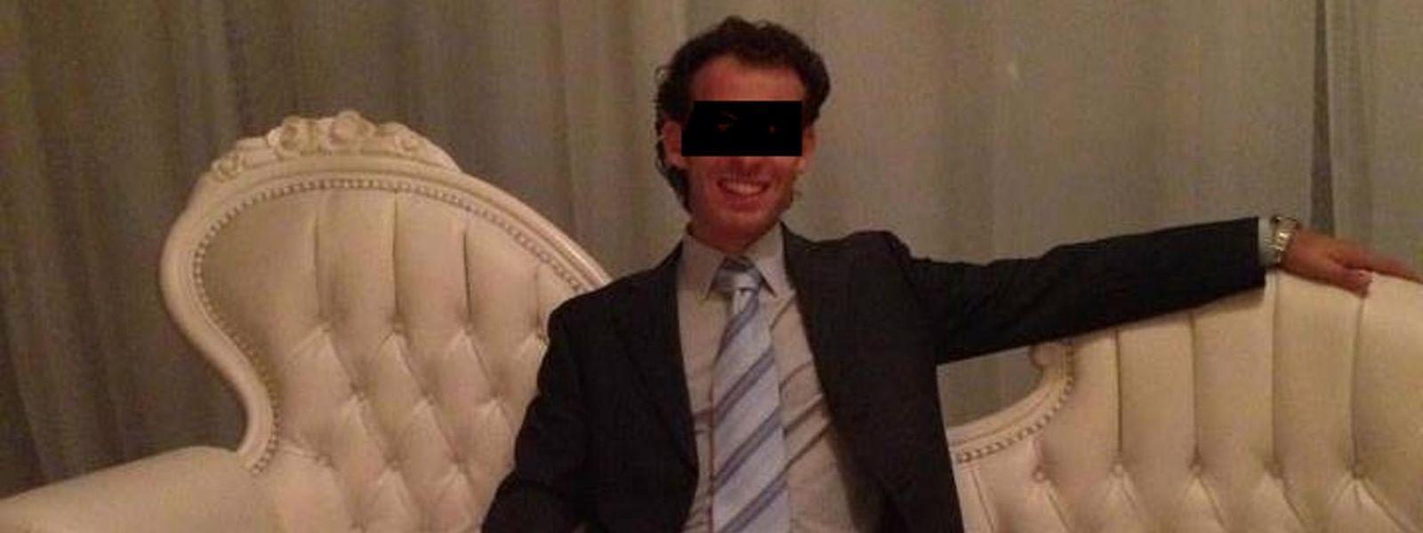 Santo Rumbo war am 9. August 2019 in Zolver von Spezialeinheiten der Luxemburger Polizei festgenommen worden.