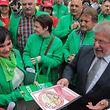 Ihre Vorstellungen haben die Gewerkschaften Anfang Mai dem Kammerpräsidenten Mars Di Bartolomeo übermittelt.