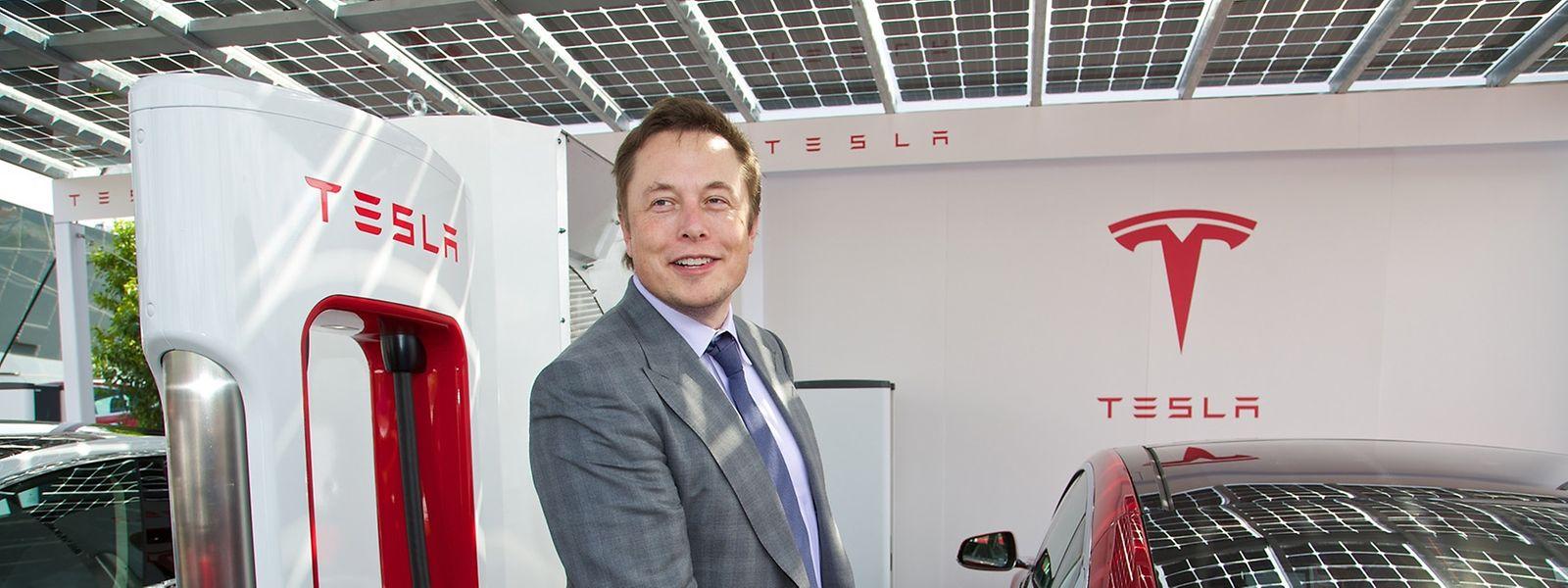 Nicht zum ersten Mal veröffentlichte Tesla-Chef Elon Musk eine überraschende Nachricht per Twitter.