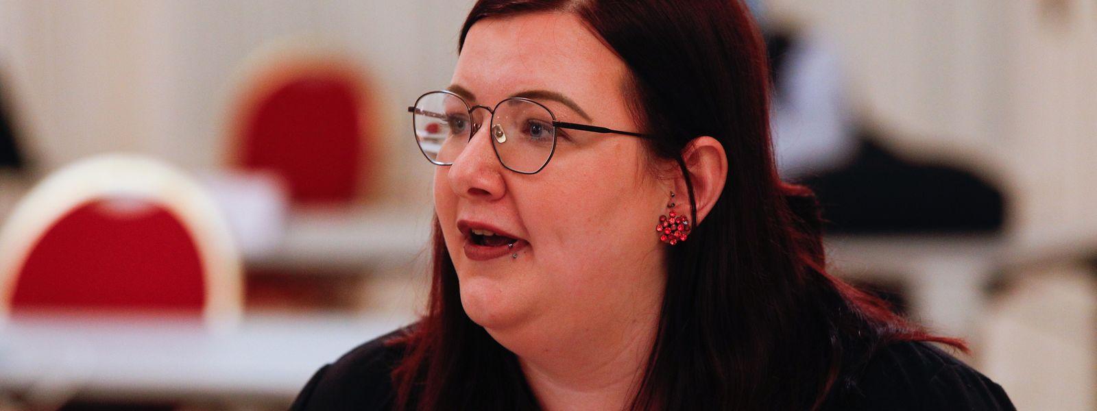 Sarah Volz kann zufrieden sein: Ihre Petition wird aller Voraussicht nach etwas bewegen.