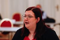 Politik,Sarah Volz, Anerkennung BTS Diplom, Bac+2 im staatlichen Gehaltssystem,  Foto: Luxemburger Wort/Anouk Antony