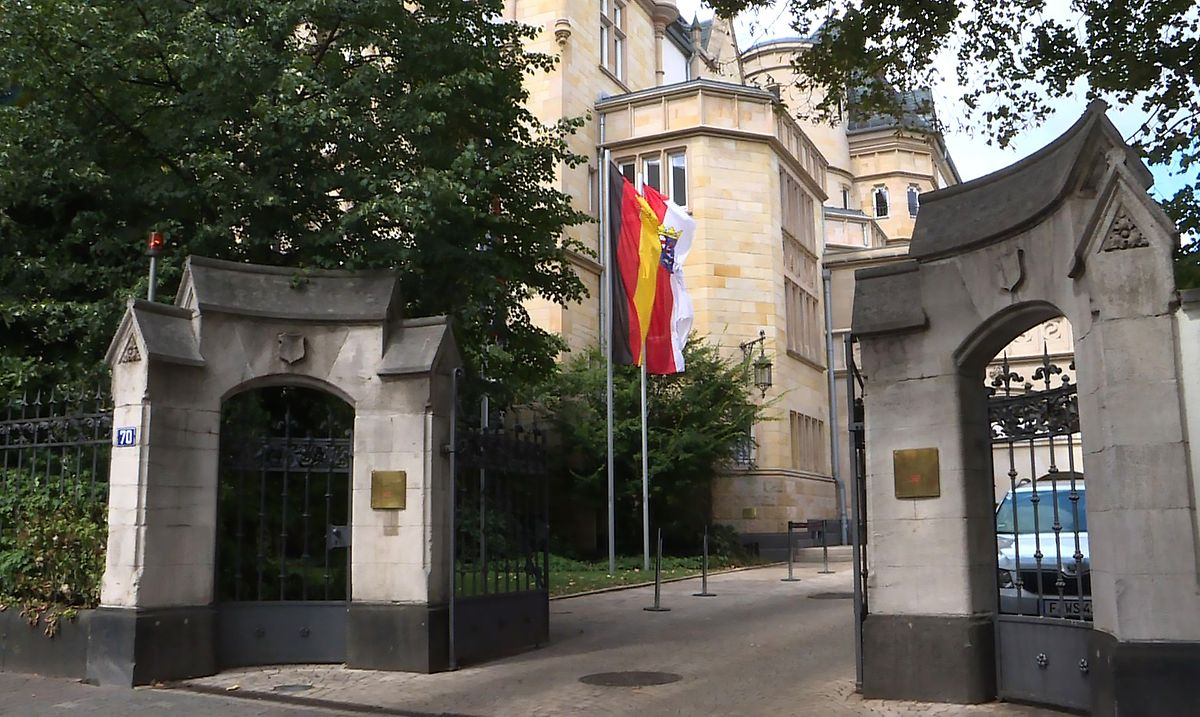 Jan Ullrich soll am Freitagmorgen in diesem Frankfurter Luxus-Hotel eine Escort-Dame angegriffen und verletzt haben.