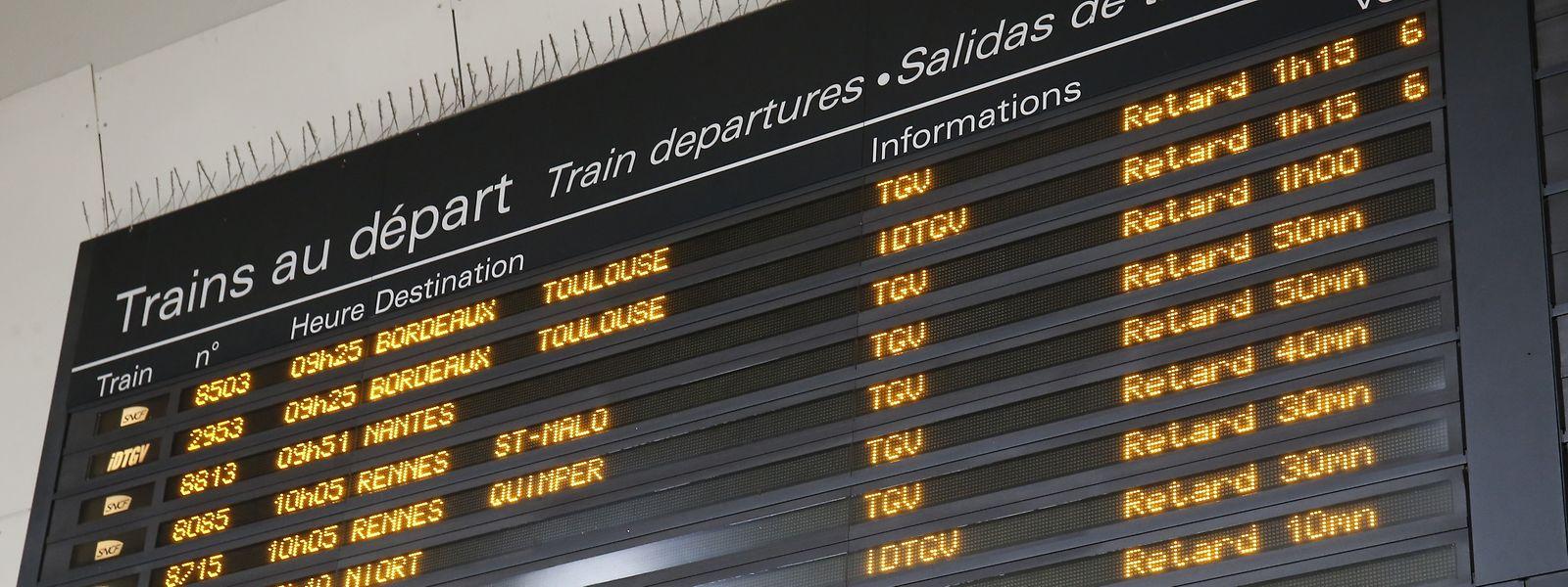 Les voyageurs réclament depuis bien longtemps une meilleure communication de la part de la SNCF.