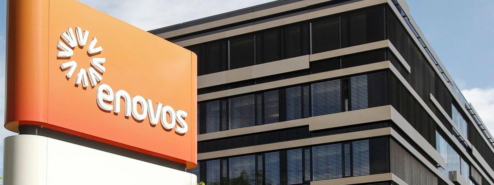 Jean Lucius assumera la fonction de CEO et de président du comité de direction d'Enovos International, la société-mère à la tête du groupe Enovos.  (Photo: Guy Jallay)