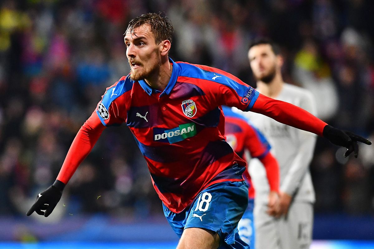 Tomas Chory exulte: le Viktoria Plzen est reversé en Europa League