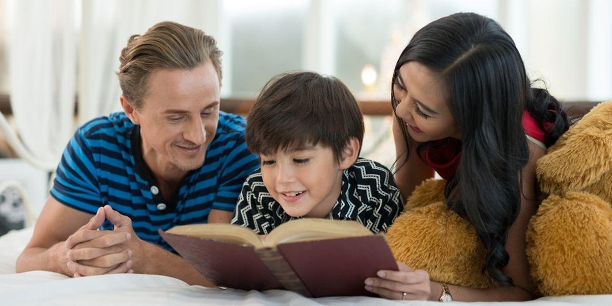 Favoriser la vie de famille: un des points forts du programme du DP.
