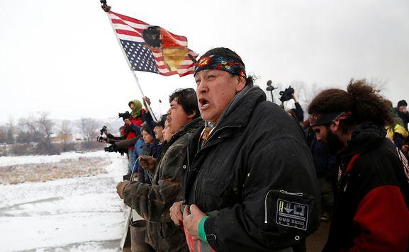 Protestcamp in den USA geräumt, mehrere Festnahmen
