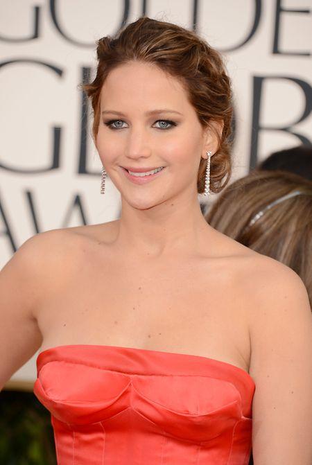 Jennifer Lawrence hat gut lachen.
