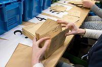 Die Auszählung der Wahlzettel der Arbeitnehmerkammer wird sich noch bis Ende des Monats hinziehen.