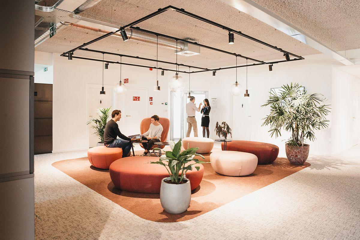 «En Belgique et au Luxembourg, C&W Design+Build conçoit des espaces de bureaux adaptés à votre culture d'entreprise.»