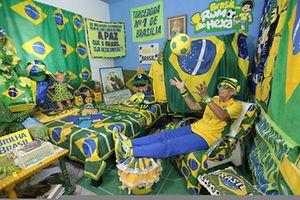 """Le Brésil est LE pays du """"futebol"""" par excellence"""