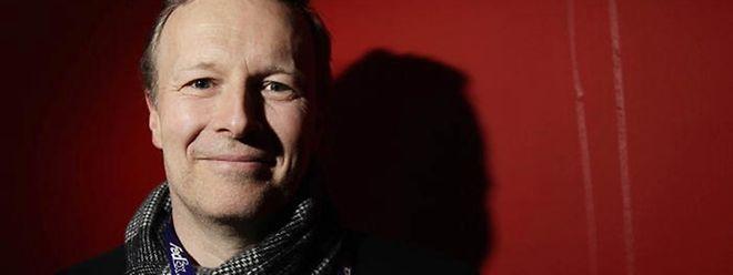 Der Filmhistoriker Paul Lesch.