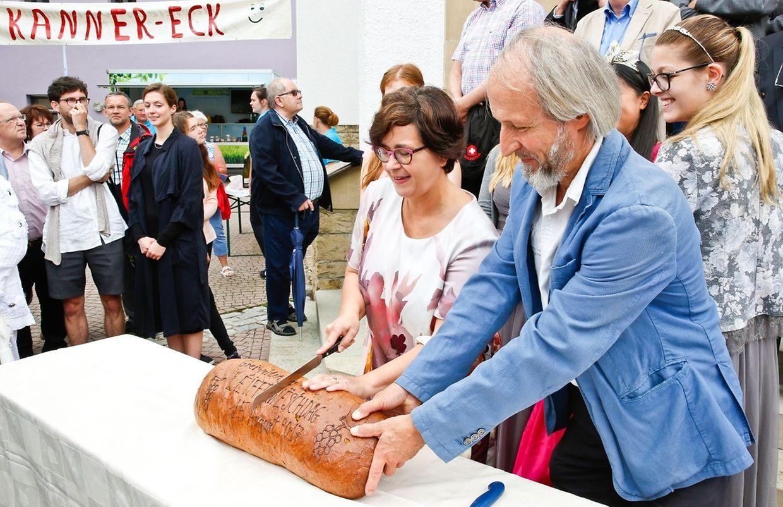 """In Greiveldingen feiern die Einwohner seit 1985 am Feste Mariä Himmelfahrt ihren """"Léiffrawëschdag""""."""