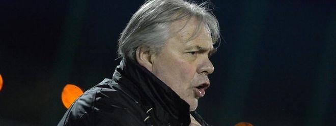 Gilbert Freis est le nouvel entraîneur d'un Sporting Bettembourg qui n'envisage rien d'autre que la remontée en D1
