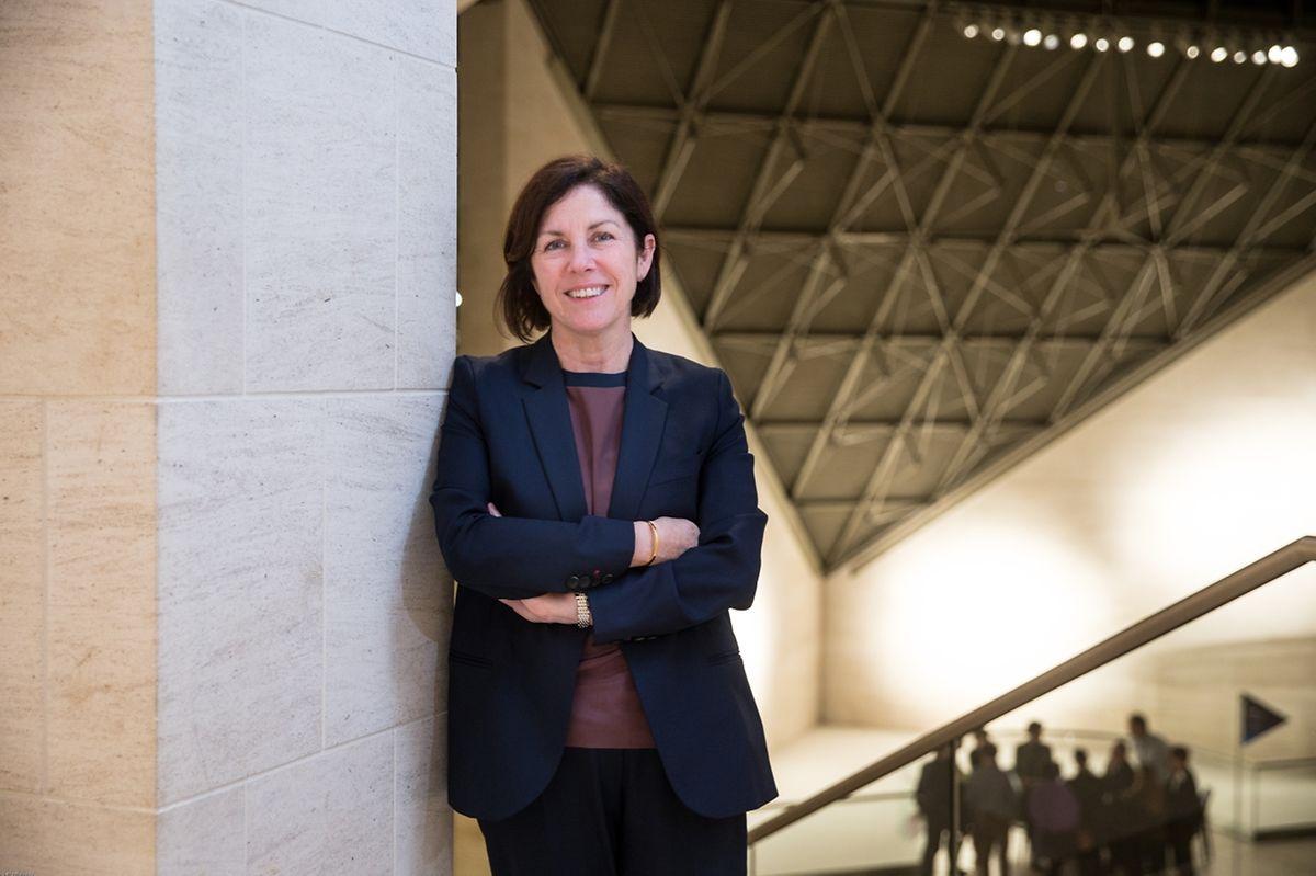 Antes de chegar ao Luxemburgo, a nova diretora do Mudam passou cinco anos no Porto, à frente do museu de Serralves.