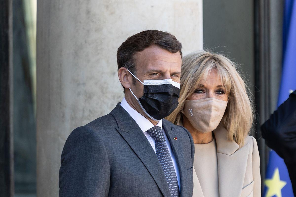 Emmanuel Macron muss weiter mit einer angespannten Lage leben.