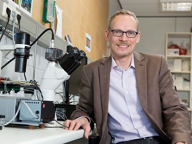 Professor Jan Lagerwall of University of Luxembourg has just been awarded a two-million-euro grant for research within the field liquid crystals.