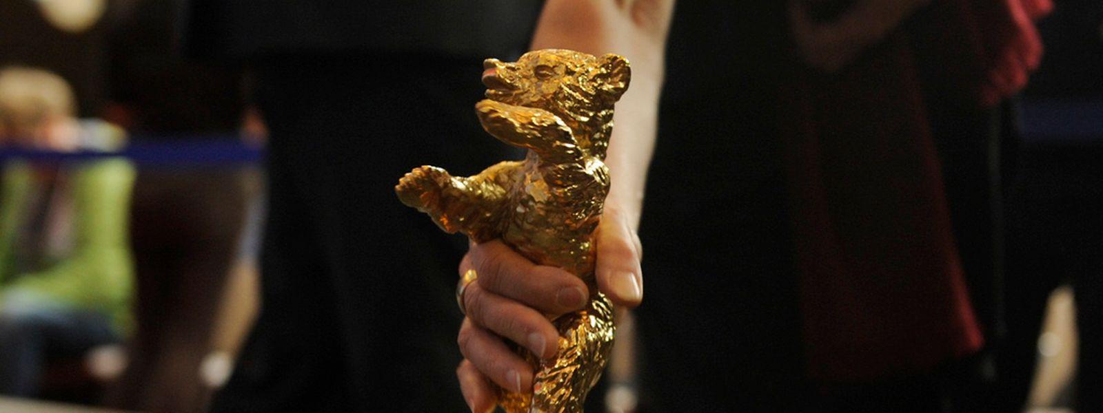 Der iranische Regisseur Jafar Panahi wurde am Samstagabend mit dem Godenen Bären  ausgezeichnet.