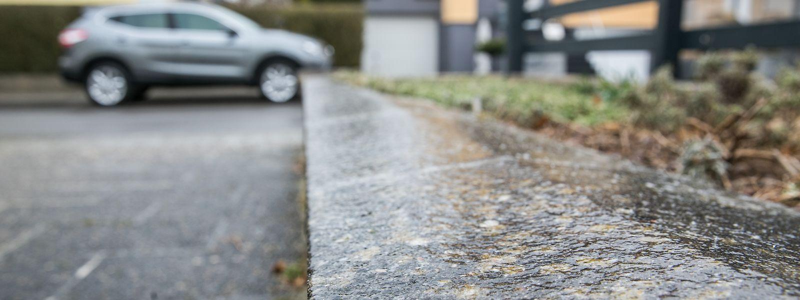 In der Nacht auf Samstag könnte es glatt werden auf Luxemburgs Straßen.
