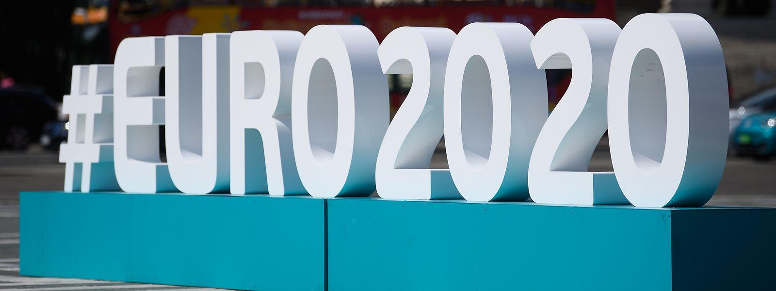 Die Europameisterschaft findet in diesem Jahr in elf Städten statt.