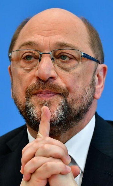 Martin Schulz gibt sich nun gesprächsbereit.