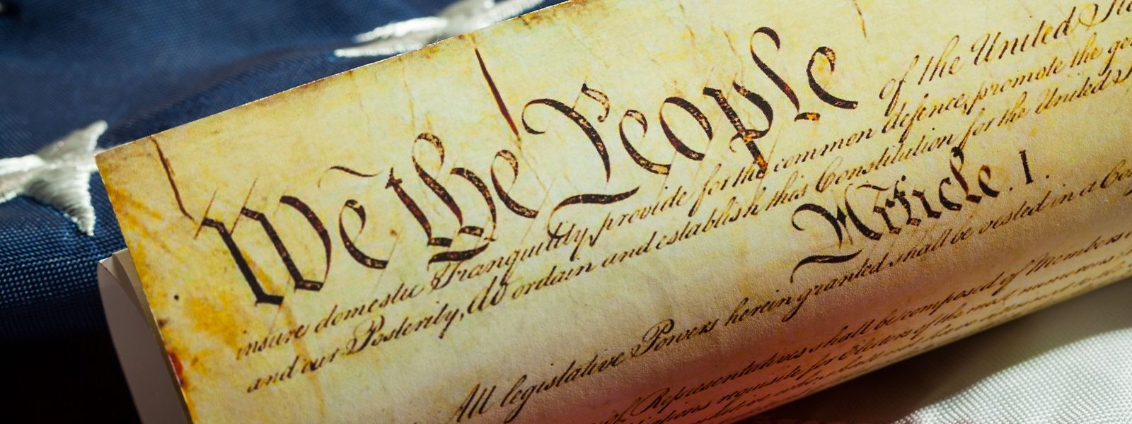 Sovereign Citizens glauben an die Verfassung. Aber nur an die eigene Interpretation davon.
