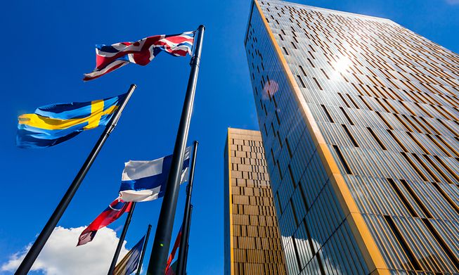 The General Court of the European Union is located in the European Court of Justice in Kirchberg