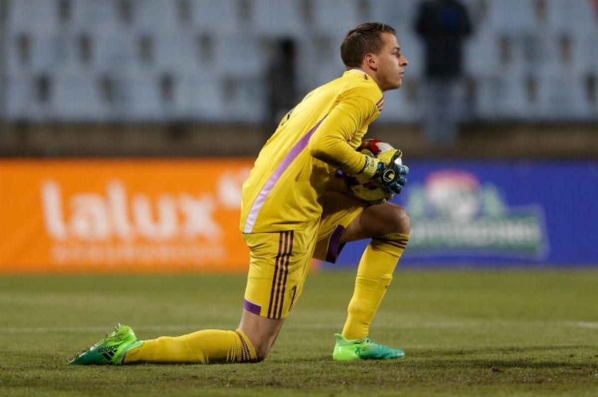 Nachdem er vergangene Woche erstmals Vater wurde und daher das Länderspiel in Malta verpasste, steht Anthony Moris am Dienstag gegen Österreich wieder im Luxemburger Tor.