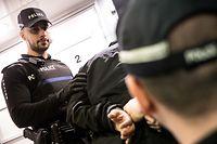 Contacto.Daniel da Silva Pinto. Polizist.Gefangenentransport,Police. Foto: Gerry Huberty/Luxemburger Wort
