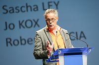 Jo Kox bei den Assises Culturelles 2016