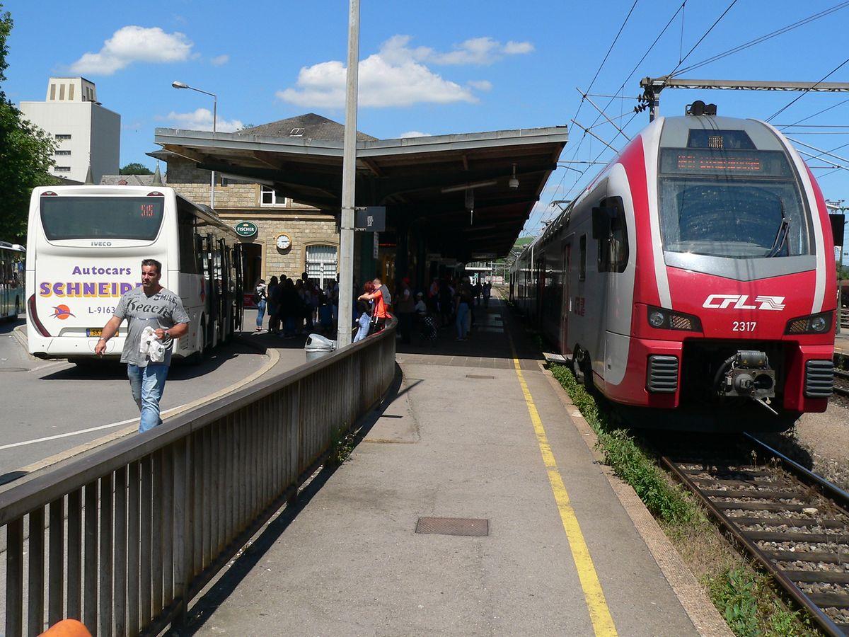 Gare de Etrtelbruck vai beneficiar de um aumento de 430 lugares de estacionamento.
