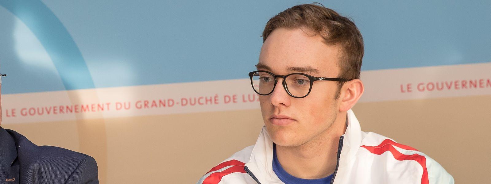 Je nach Formkurve: Matthieu Osch plant seine Rennen flexibel.