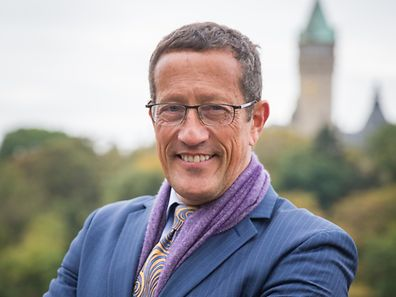 Interview with Richard Quest (CNN), Foto Lex Kleren