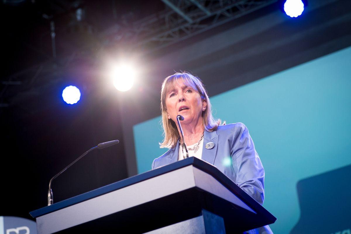 Lydie Polfer will Bürgermeisterin der Hauptstadt bleiben.