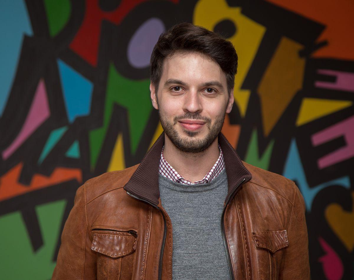 Jacques-Félix Wirtz will mit seiner App einander Fremden gemeinsame Freizeitaktivitäten ermöglichen.