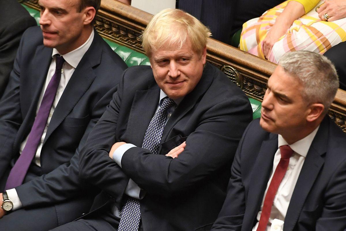 Boris Johnson will das neue Brexit-Abkommen mit der EU unbedingt vor dem  1. November durch das Parlament bringen.