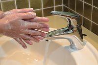 25.1.2015 Luxembourg, Luxembourg, Hände waschen, Hygiène , waschen, saubere Hände , Krankheit photo Anouk Antony