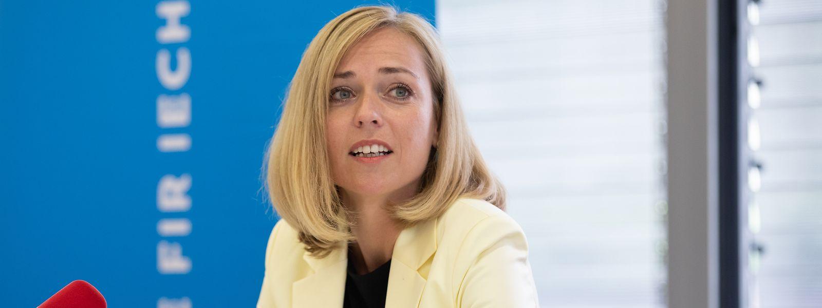 La ministre de l'Intérieur Taina Bofferding a (re)précisé la portée juridique du Plan d'aménagement général