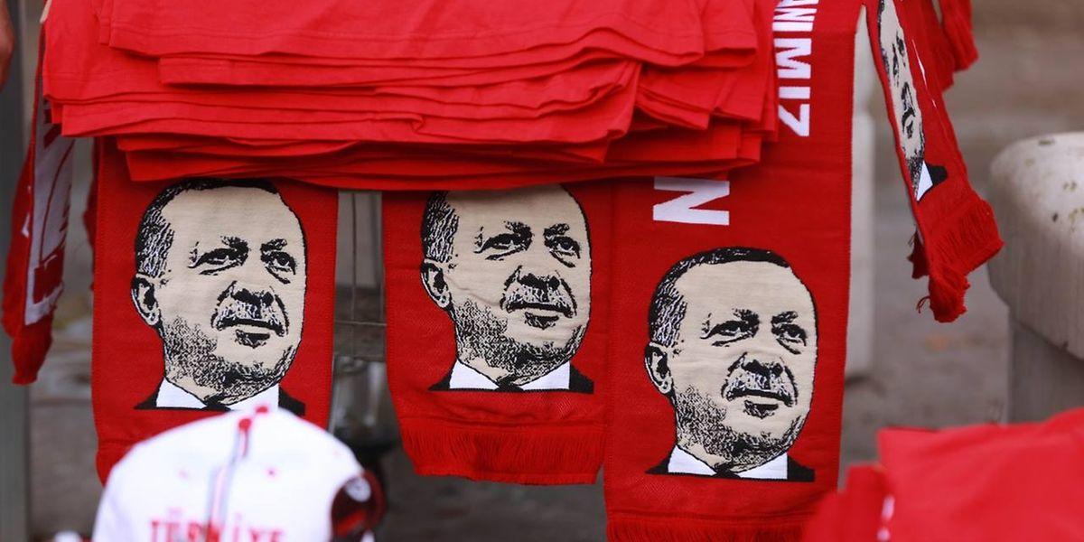 Erdogan setzt alle Mittel ein, um Herr der Lage zu bleiben.