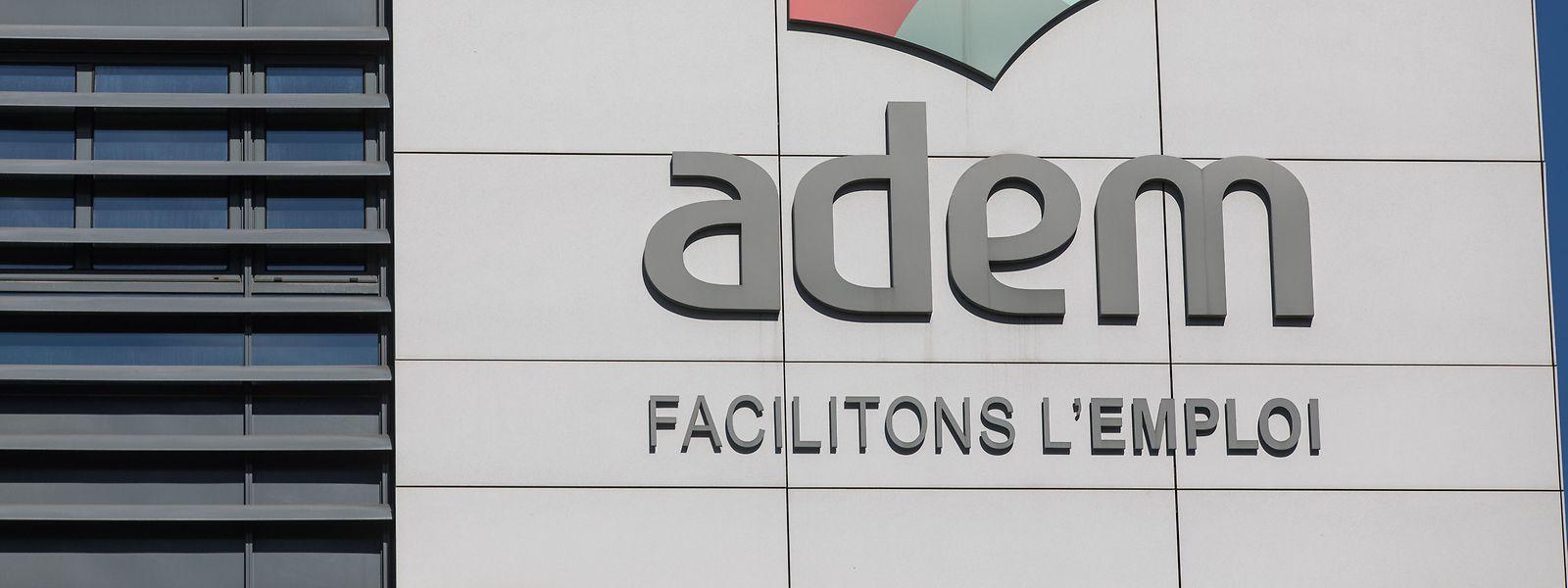 Der ADEM werden seit der Corona-Krise weniger freie Stellen gemeldet.