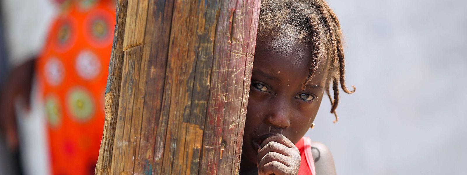 In den Entwicklungsländern ist die Situation wegen der Pandemie besonders angespannt.