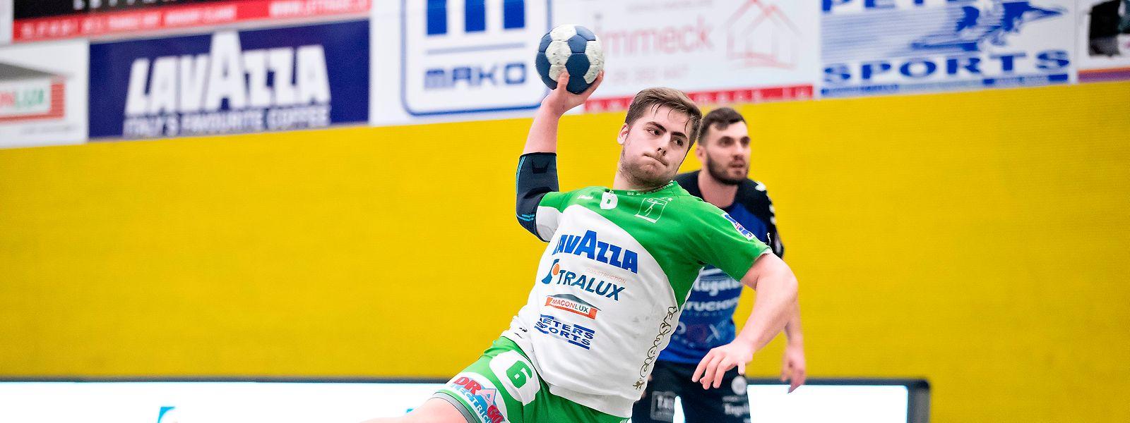 Raphaël Guden ist in Berchem zu einem Leistungsträger gereift.