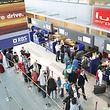 Am 29. Dezember wurde die Grenze von drei Millionen Passagieren überschritten.