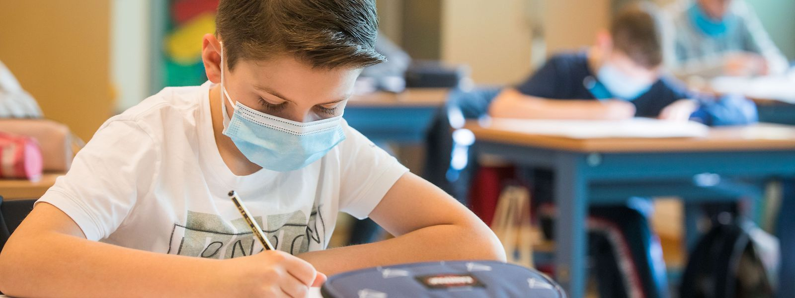 Les élèves présentant des difficultés dans l'une des trois matières que sont le français, l'allemand et les mathématiques pourront bénéficier du soutien scolaire corona