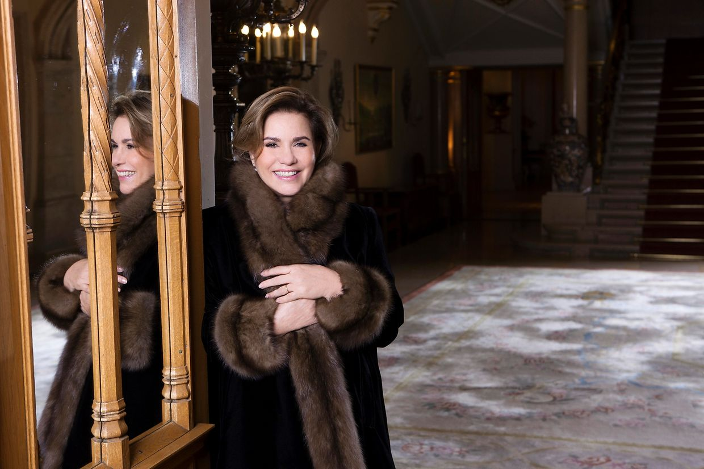 An diesem Dienstag, den 22.März, feiert Großherzogin Maria Teresa ihren 60. Geburtstag.