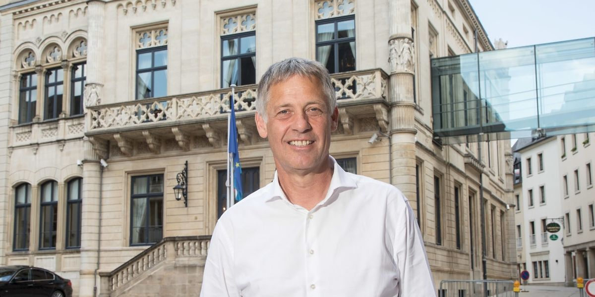 Henri Kox est député déi gréng depuis 2004.