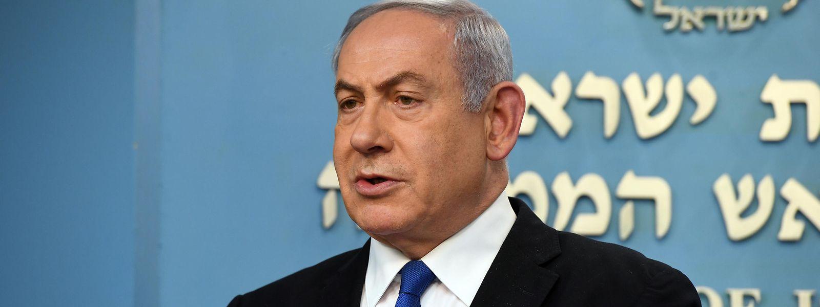 Benjamin Netanjahu wird zunächst anderthalb Jahre Regierungschef.