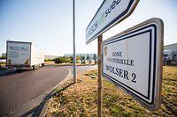 Zone Industrielle Wolser, Foto Lex Kleren